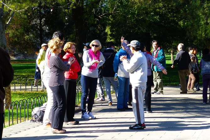 Private Walking Tour including Temple Of Heaven and Local Breakfast