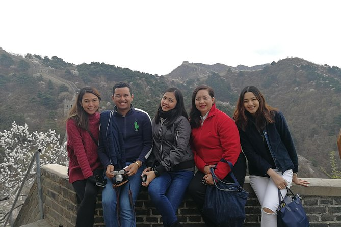 Capital Airport Layover to Mutianyu Great Wall with English Speaking Driver