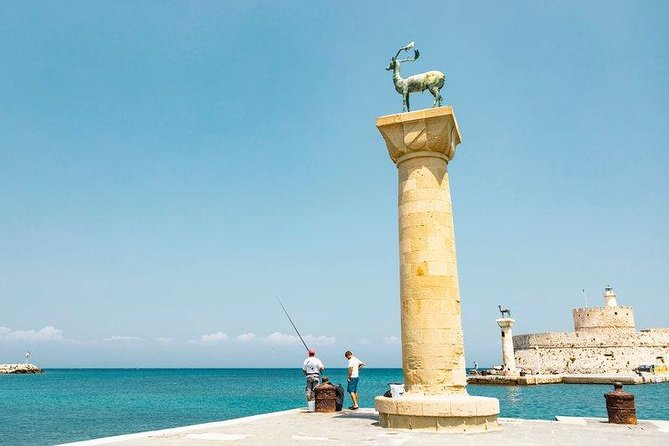 Rhodes Lazy Day Private Tour