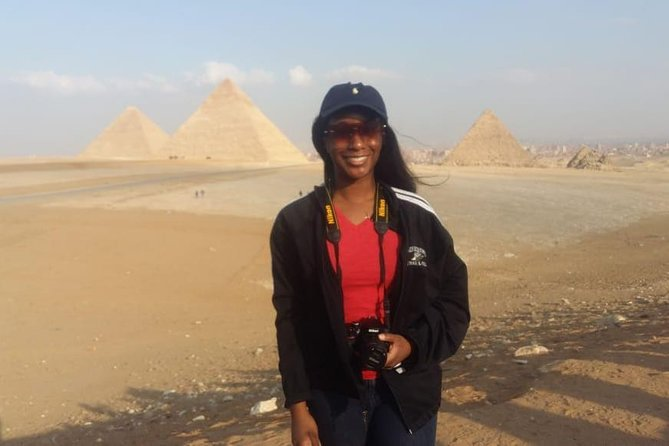 Cairo Tours and Giza pyramids from Aswan by round Plane photo 6