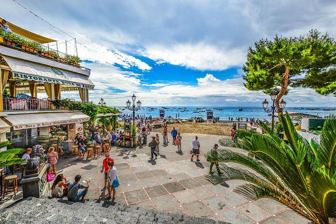 Naples, Pompeii, Mt. Vesuvius & Amalfi Coast - 3 Days Experience