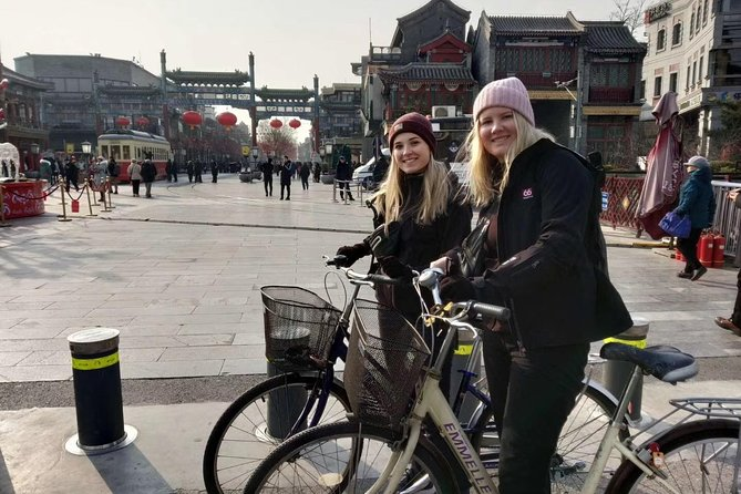 Tiananmen Square ,Forbidden City, Hutong Rickshaw ,Summer Palace Private Tour