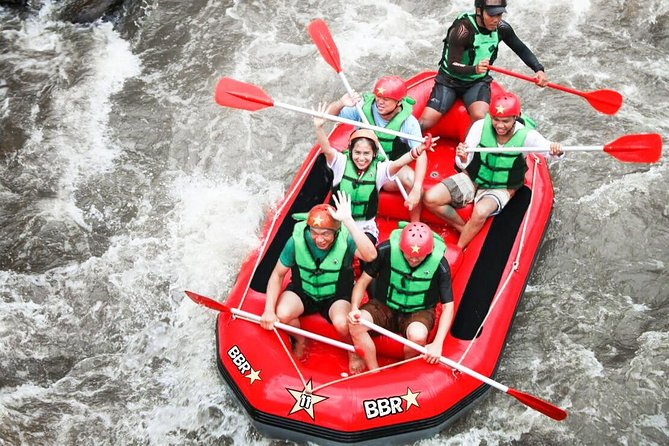 Ayung River White Water Rafting Ubud