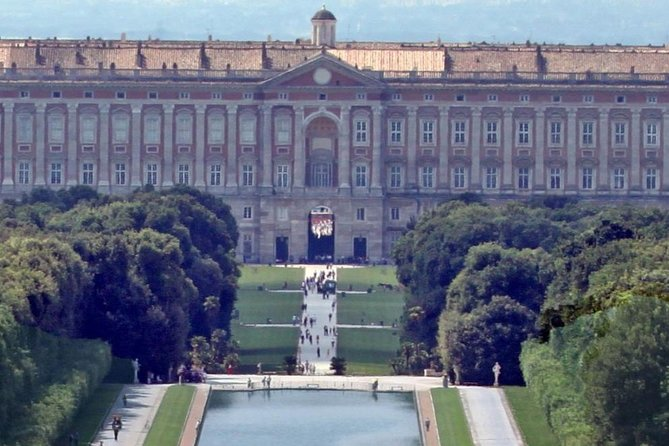 Tour to the Royal Palace of Caserta and visit to the old village of Caserta