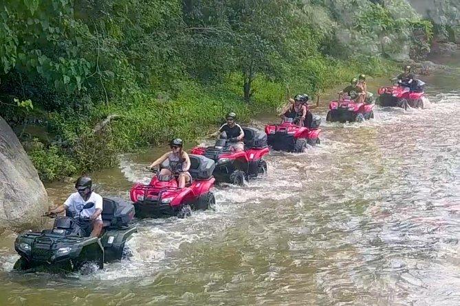 Sierra Madre ATV Adventure from Puerto Vallarta