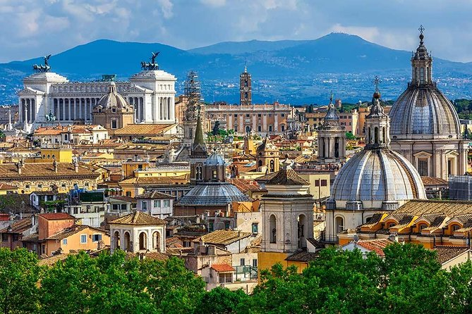Rome: Sunset guided walk in city centre