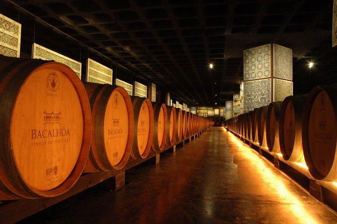 Arrábida wine, cheese and tiles
