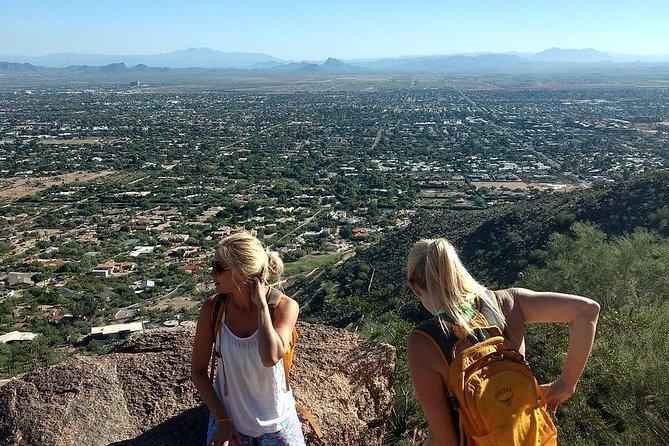 1.5-Hour Sonoran Desert Hiking Tour