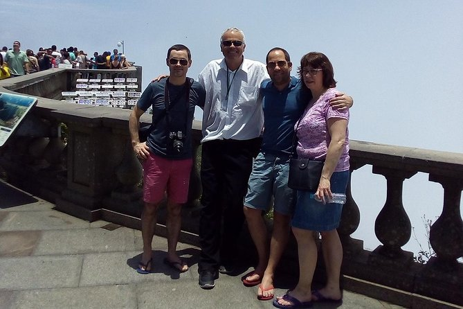 Private Tour to Christ the Redeemer photo 3