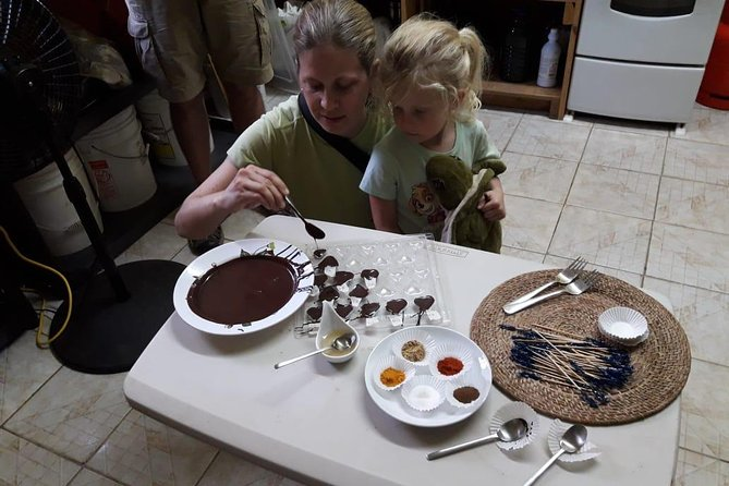 Have fun with chocolate creations