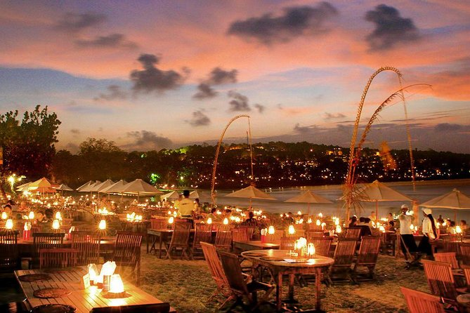 Jimbaran Bay Dinner Deal
