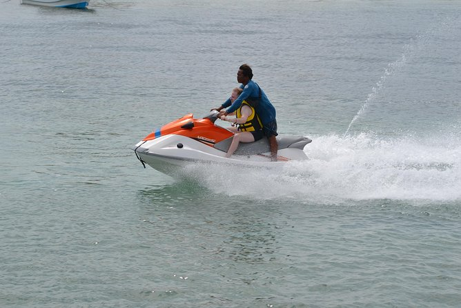 Half hour jet ski in Nusa Dua by self driving