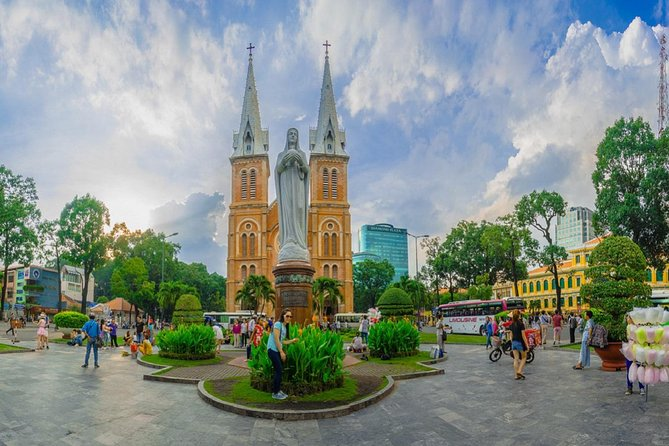 Private Full Day Tour To Explore Ho Chi Minh City