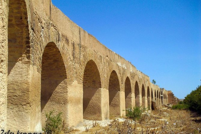 The world's longuest Aqueduct