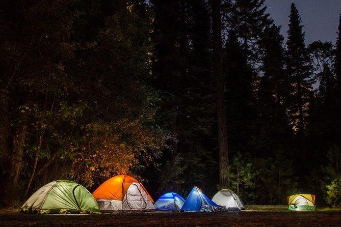 Camping in Limuru, Kenya