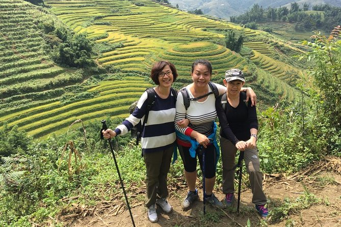 Sapa Trekking Private Tour With Bus Transfer ( Sleep at hotel)