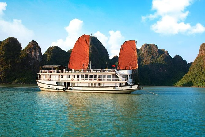 Halong Bay 3 Days - 2 Nights with Apricot Cruise 3 Star