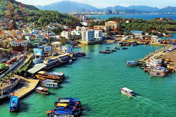 Private Nha Trang City Full Day Tour with Lunch