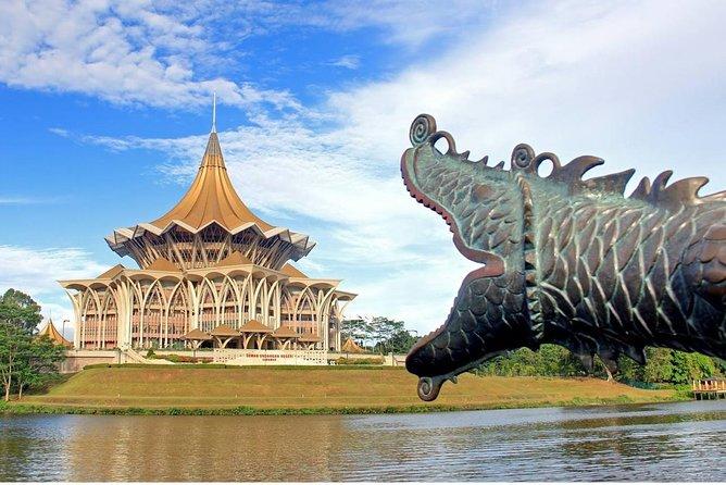Kuching Natural Charms Half Day City Tour