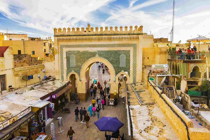 full day fez medina walking tour