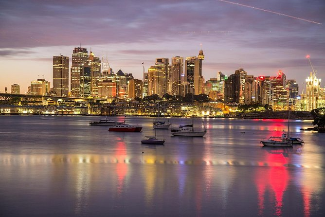 A night in Sydney with a local: private & personalized
