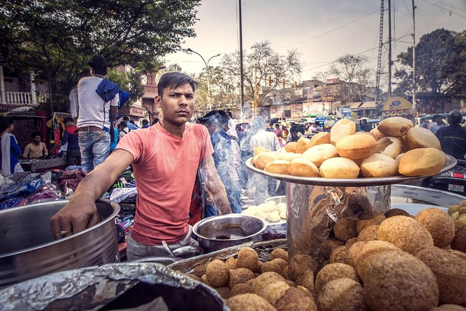 Old Delhi Food Walk by Bicycle Rickshaw photo 13