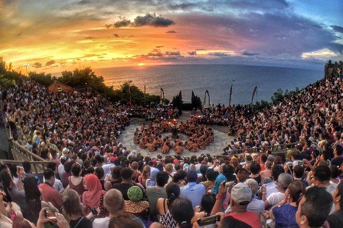 Uluwatu Temple Sunset and Kecak Fire Dance 2020 - Jimbaran
