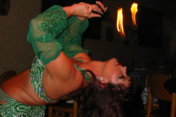 Turkish Night in Marmaris City Center, Traditional Folk Dances, Dinner, Drinks