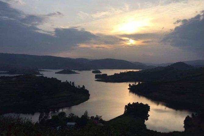 Sunset And Sunrise In Uganda