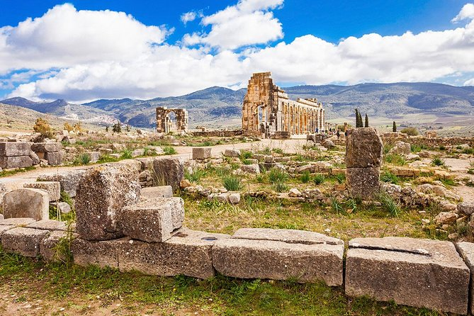 day trip to volubilis, Moulay driss and Meknes from Fez