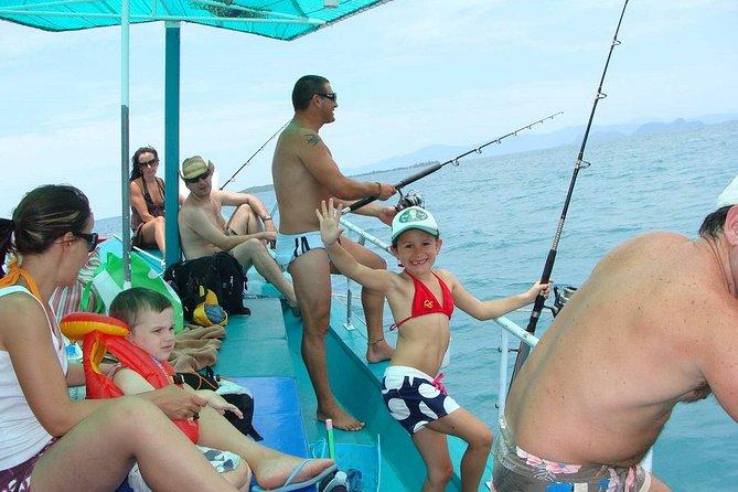 Fishing trip Marmaris