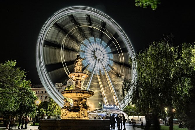 Discover Budapest At Night