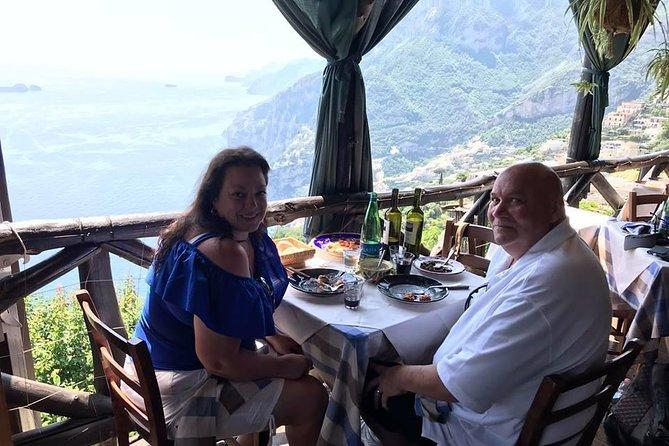 private tour to Sorrento Positano Amalfi and Ravello