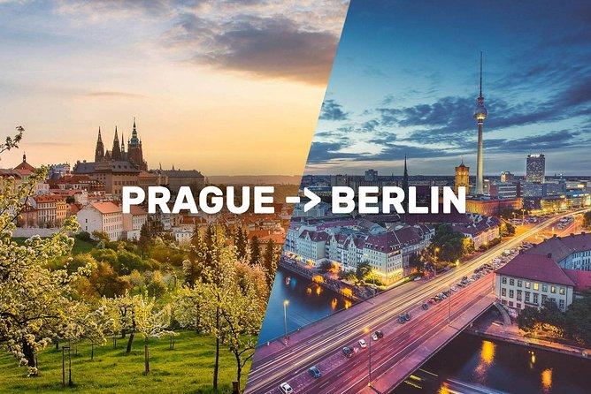 Prague-Berlin One-Way Sightseeing Day Tour