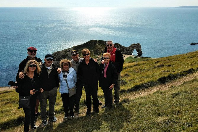 From Weymouth or Portland | 10+ Stops Full Day Jurassic Coast Inc Broadchurch