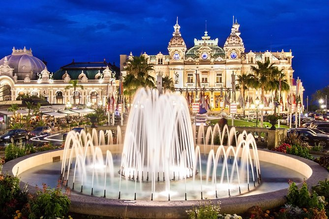 Small-Group Evening Tour and Dinner in Monte Carlo from Cannes photo 7