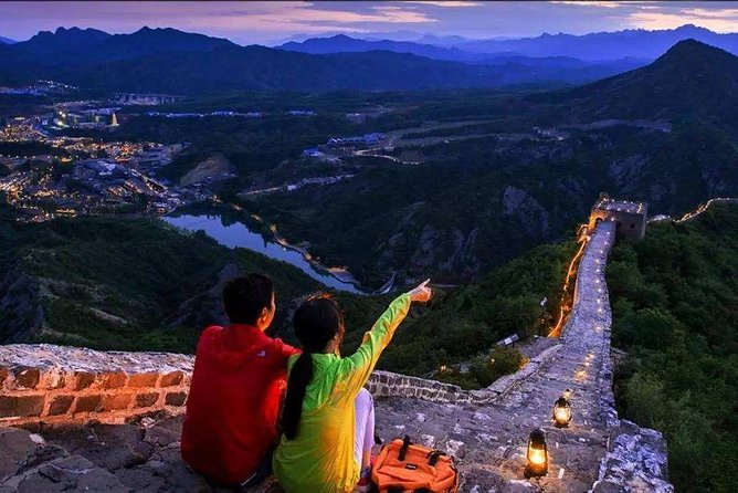 Overnight Experience Gubei Water Town With Simatai Great Wall Visiting