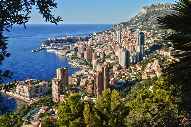Villefranche Shore Excursion: Private Day Trip to Monaco, Eze and Monte Carlo