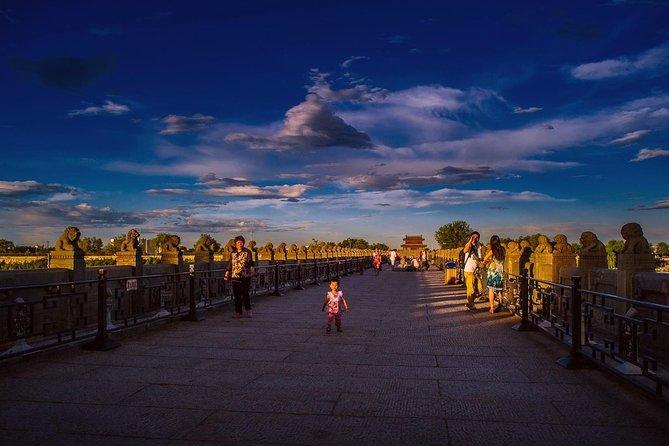 Peking Man Site-Stone Flower Cave and Marco Polo Bridge Day Tour