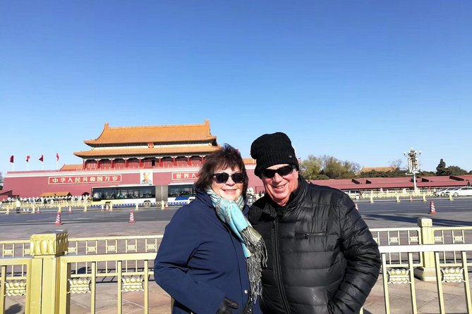 Temple Of Heaven-Forbidden City-Jingshan Park Private City Tour photo 9