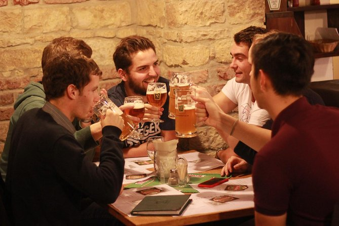 Brewery tour in the center of Prague