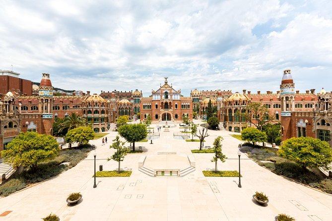 Barcelona Sant Pau Art Noveau Guided Tour