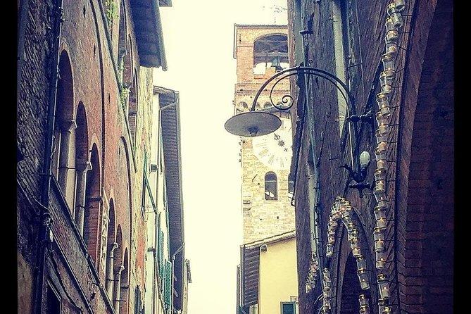 The Torre delle ore