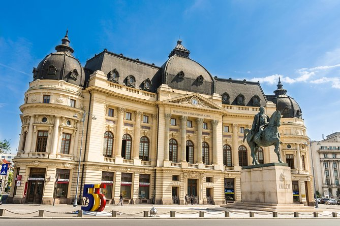 Complete Tour of Bucharest by Car with Private Guide
