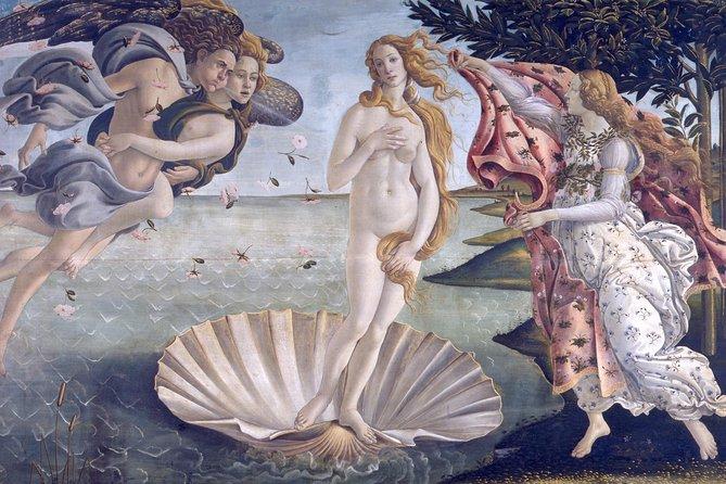 Uffizi Gallery supersmall group guided tour