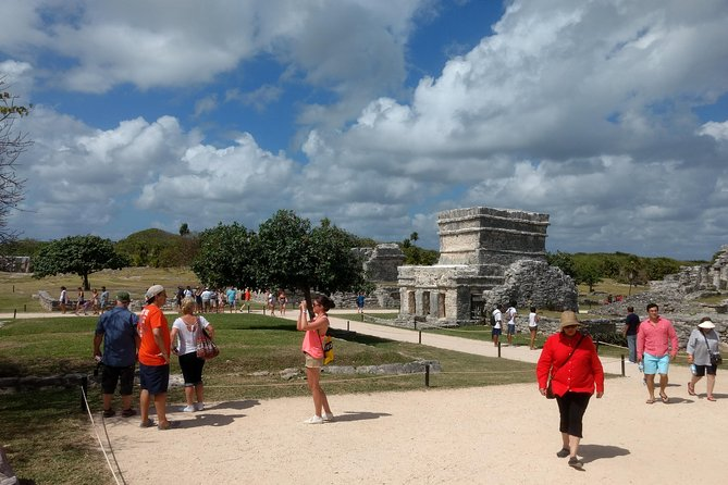 Tulum Ruins and Downtown Private Experience