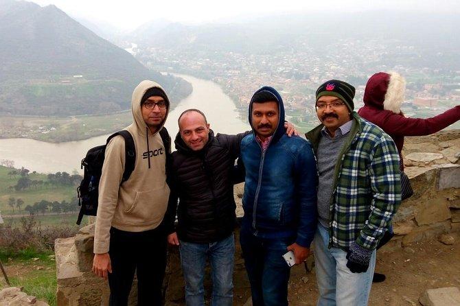 Uplistsikhe Caves, Gori & Mtskheta Tour