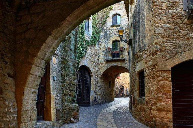 Picturesque Medieval villages of Costa Brava