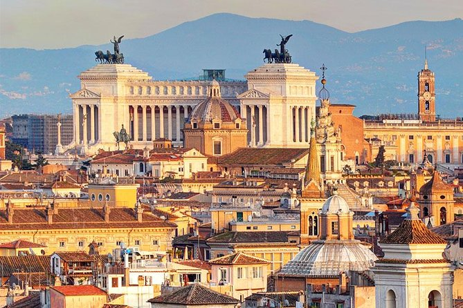 Rome Highlights Private Tour from Rome
