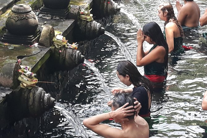 Bali Private Tour : Swing Waterfall Volcano Tirta Empul Temple - Free WiFi